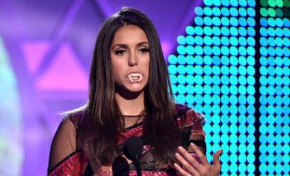 Nina Dobrev Chokes Up at Teen Choice Awards, Thanks Fans