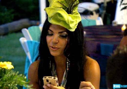 Teresa Giudice, Hat