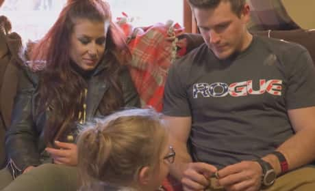 Chelsea Houska and Cole DeBoer Show Aubree Wedding Rings, Melt Our Hearts