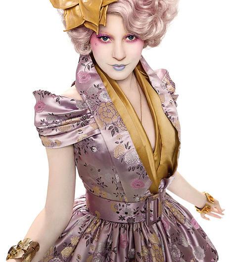 Elizabeth Banks as Effie Trinket