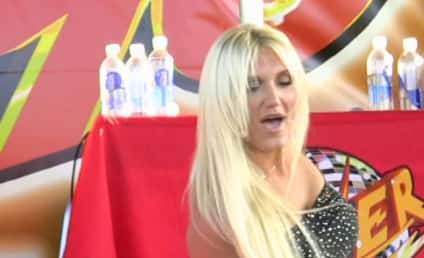 Brooke Hogan Appears on TRL