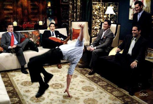 Bachelorette Dance-Off!