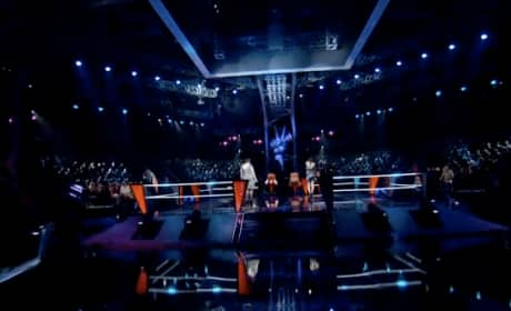 Charlotte Sometimes and Lex Land - Pumped Up Kicks (The Voice Battle Round)