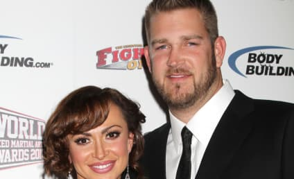 Karina Smirnoff and Brad Penny: It's Over!