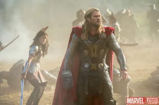 Thor: The Dark World Chris Hemsworth