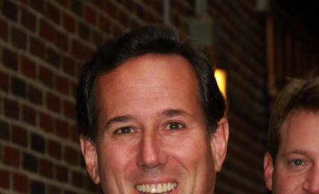 Santorum Photo