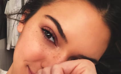 Kendall Jenner: No Makeup, All Freckles!
