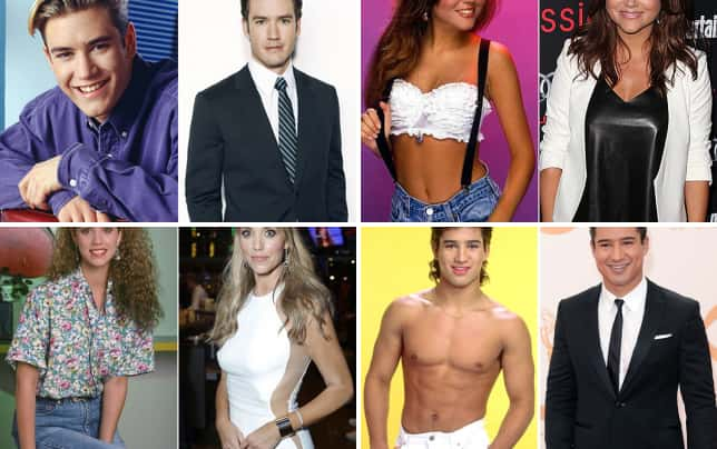 Saved by the bell cast then and now mark paul gosselaar