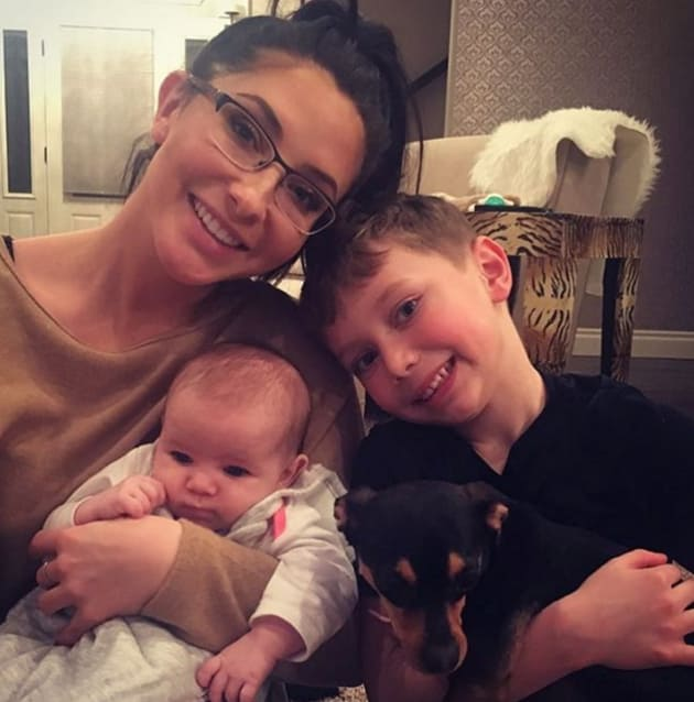 what did bristol palin name her baby