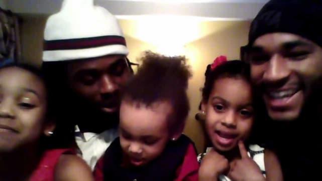 Kordale, Kaleb and Kids