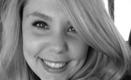 Kailyn Lowry in Black and White