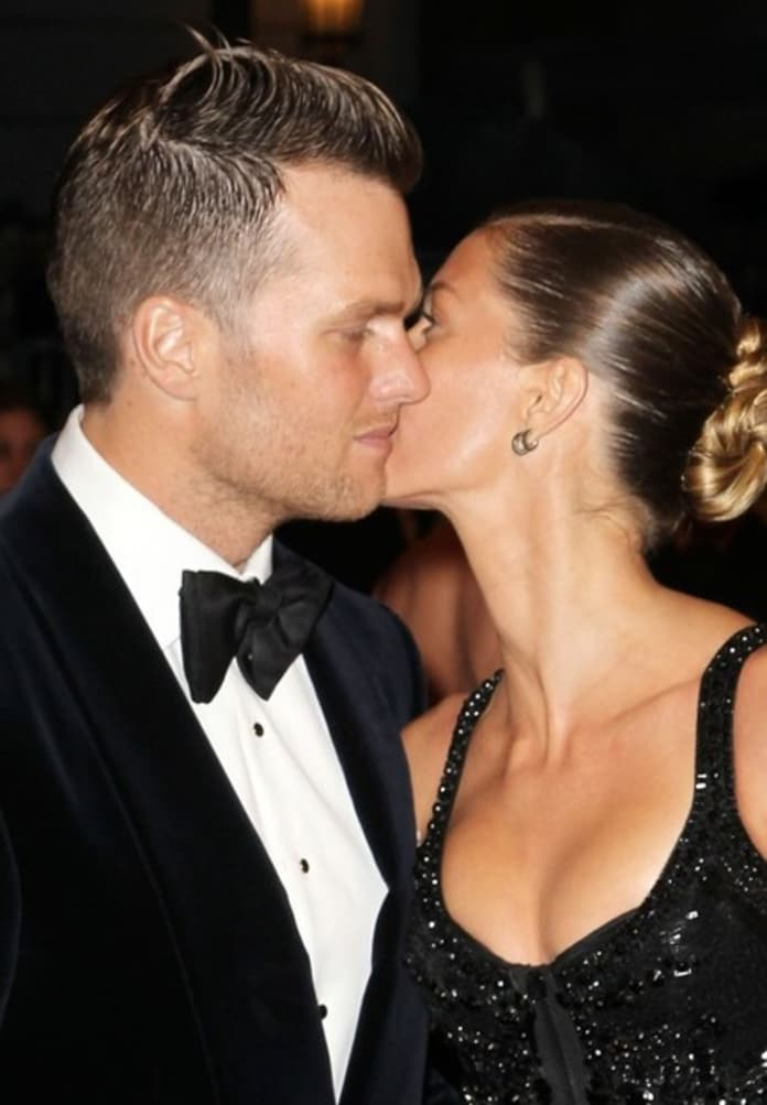 Tom Brady Debuts Ridiculous New Hairstyle At Met Costume Institute
