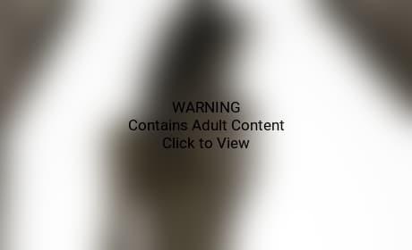 Bar Refaeli Topless Twit Pic