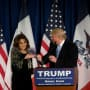 Donald Trump, Sarah Palin Photo