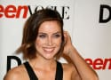 Jessica Stroup Pulls a Janet Jackson