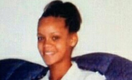 Flashback Friday: Rihanna Posts Picture of Herself at 15!