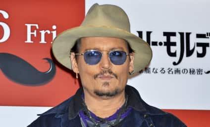 Happy 52nd Birthday, Johnny Depp!