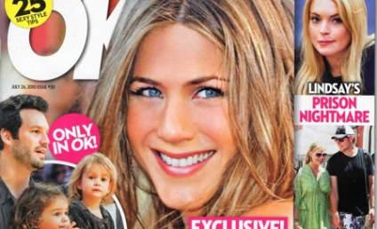 Jennifer Aniston is a Mom ... Again and Again!