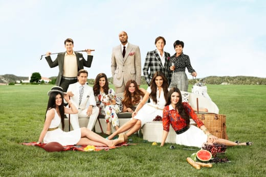 Keeping Up with the Kardashians Picture