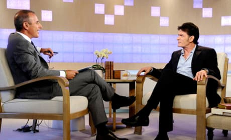 Sheen and Lauer