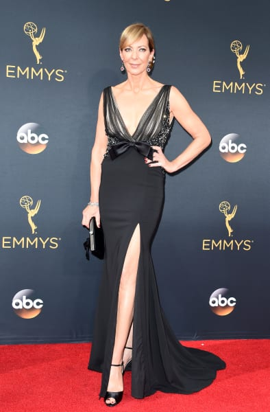 Allison Janney at the 2016 Emmys