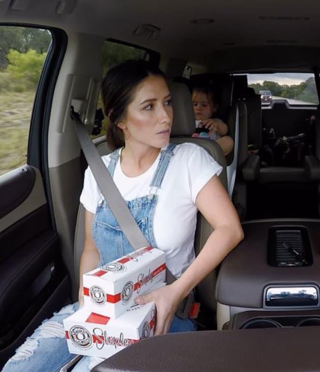 Bristol Palin on Season 8