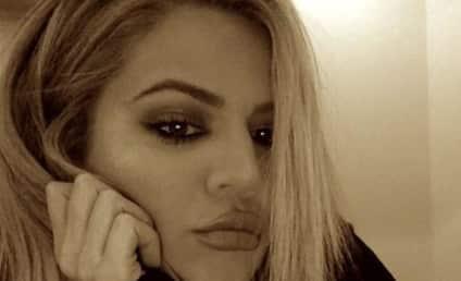 Khloe Kardashian Shares Sad Selfie Following Rob Kardashian Health Scare