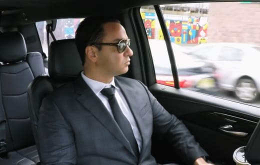 "Mike ""The Situation"" Sorrentino Arrives at Court"