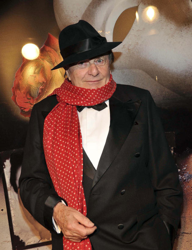 Barry Humphries Picture