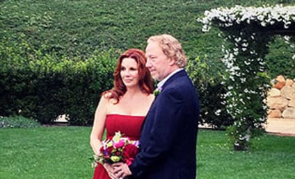 Melissa Gilbert and Timothy Busfield: Married!