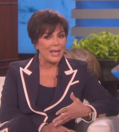Kris Jenner Talks About Family