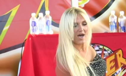 Brooke Hogan Appears on TRL