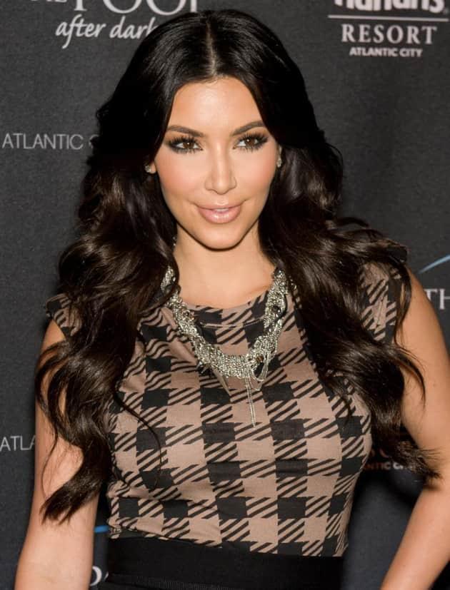 Kim in Atlantic City