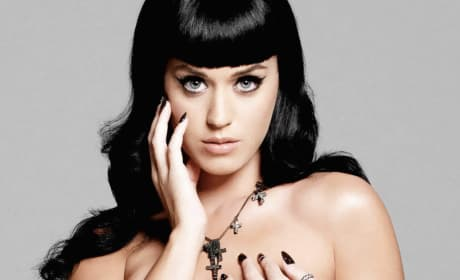 Katy Perry in Esquire Magazine