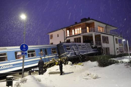 Train Stolen By Woman