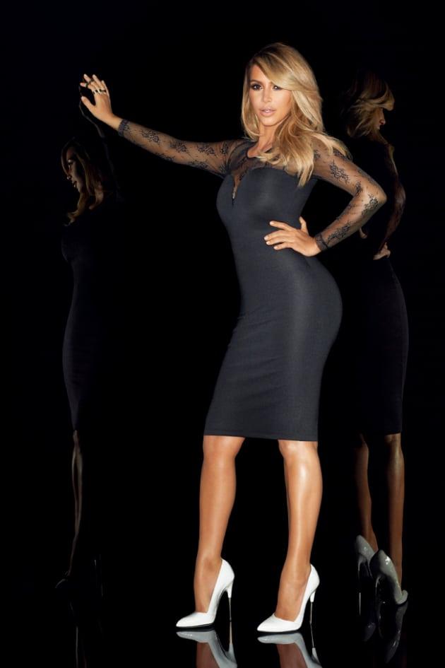 Kim Kardashian for Terry Richardson
