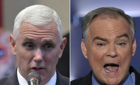 Tim Kaine vs. Mike Pence: Debate Details