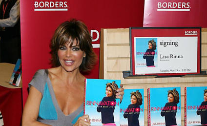 Lisa Rinna on Swine Flu: Been There, Had That!