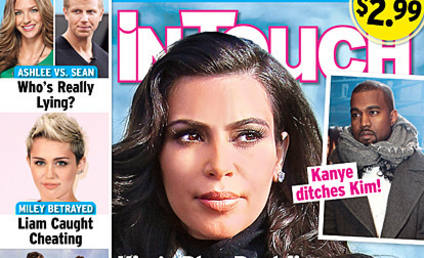 Kim Kardashian: Pregnant... AND Alone?!?