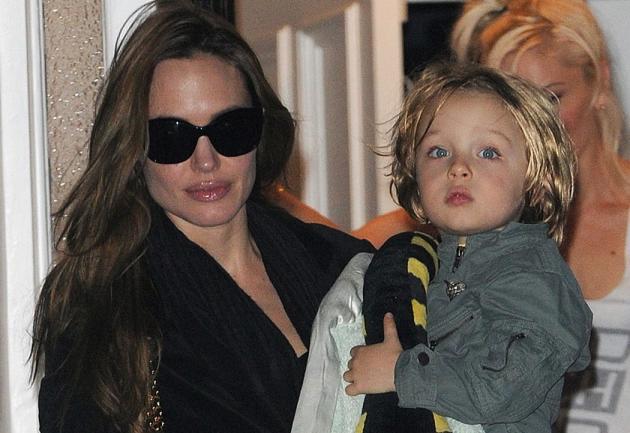 Angelina and Vivienne