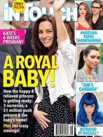A Royal Baby!