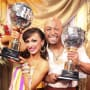 J.R. Martinez and Karina Smirnoff Win Dancing with the Stars