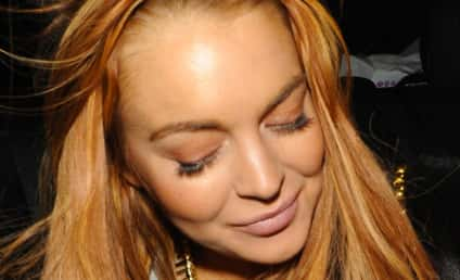 Lindsay Lohan: Clubbing With Avi Snow, Partying Like a Madman