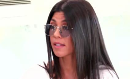 Kourtney Kardashian Reveals Stunning Weight Gain