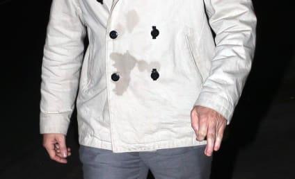 Jon Hamm: Sloppy Drunk at Golden Globes After Party