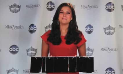 Laura Kaeppeler Crowned Miss America 2012!