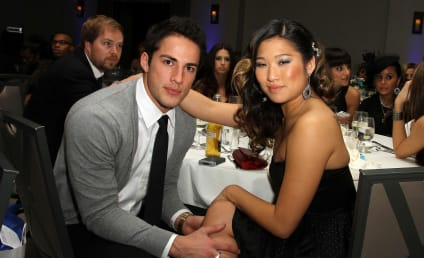 Michael Trevino and Jenna Ushkowitz: It's Over!