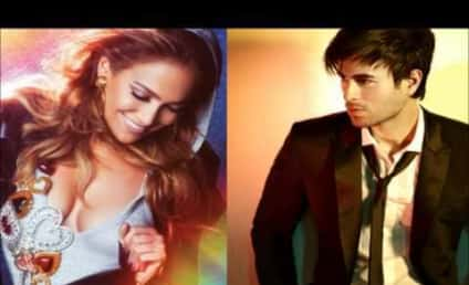 "Enrique Iglesias and Jennifer Lopez Go ""Mouth 2 Mouth"""