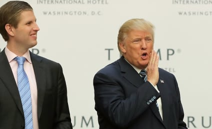 Eric Trump: My Dad's Not a Nazi! YOU'RE a Nazi!