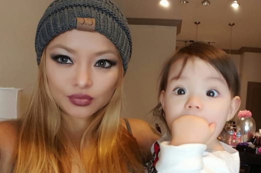 Tila Tequila, Daughter